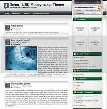 UBD Moneymaker Theme