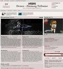 Zinmag Tribune