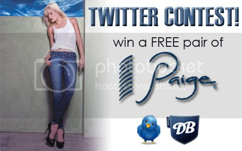 denimblogtwitter2 CLOSED! WIN a FREE pair of Paige Premium Denim Leggings!
