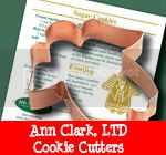 cookies,recipes,cookie cutters,ann clark