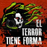 El terror tiene forma