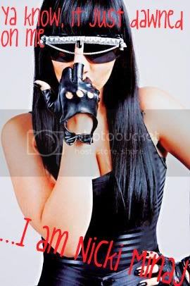 Nicki Minaj quote Pictures, Images and Photos