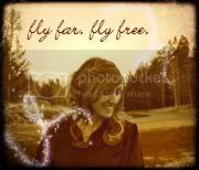 Fly Far. Fly Free. 